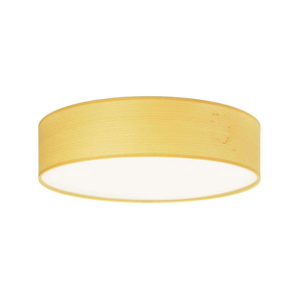 Stropné svietidlo vo farbe bieleného buka Sotto Luce Tsuru, Ø 40 cm