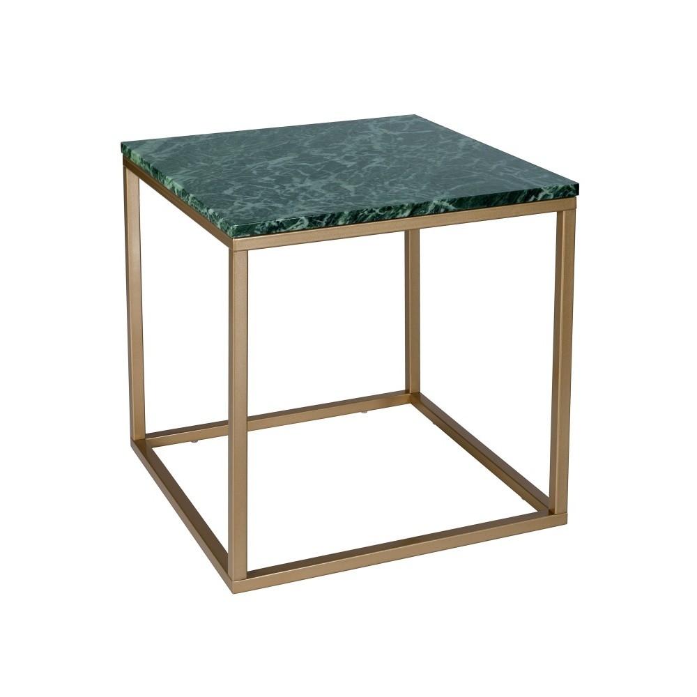 Odkladací stolík s mramorovou doskou RGE Accent
