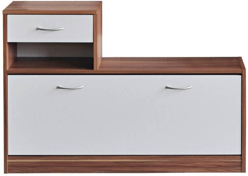 Botník 60218C orech / biela