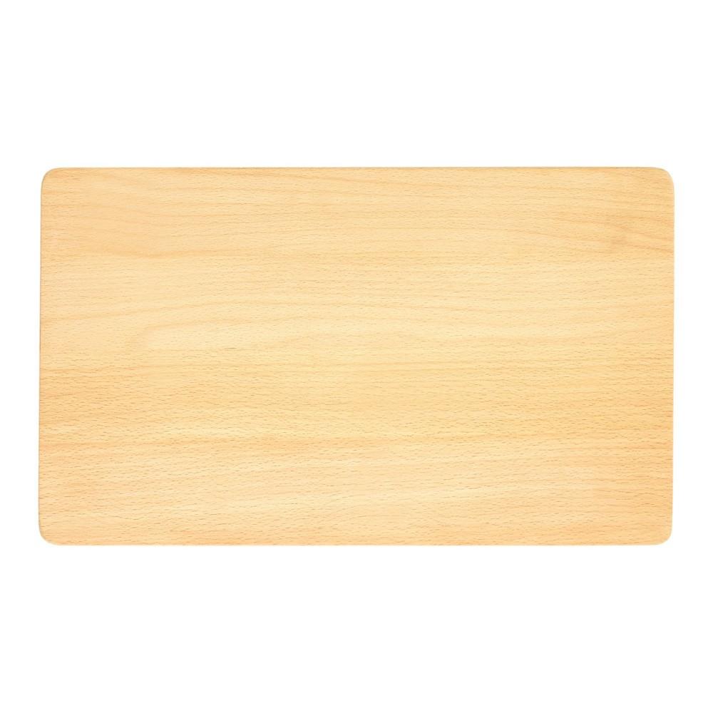 Doštička na krájanie z bukového dreva Premier Housewares, 24×40 cm