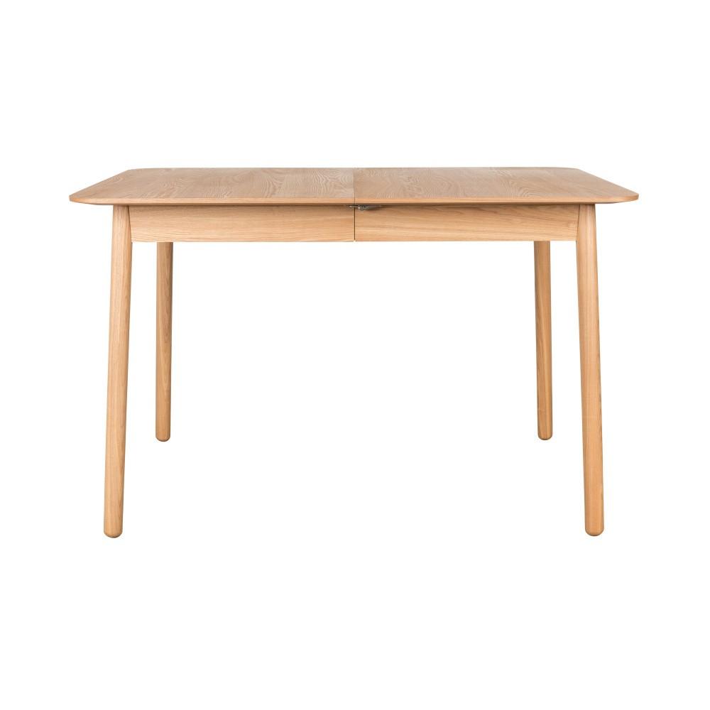 Rozkladací jedálenský stôl Zuiver Glimpse, 120 x 80 cm
