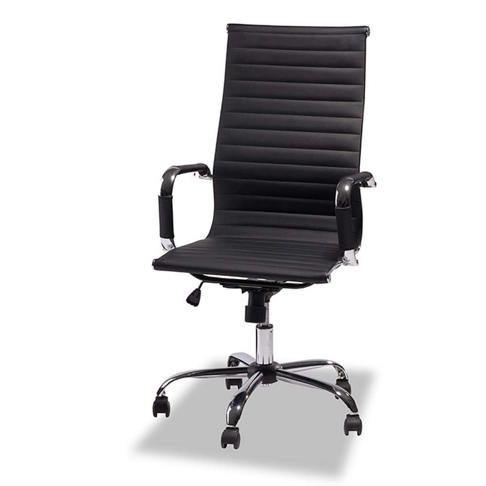 Kancelárska stolička s vysokým operadlom Knuds Designo