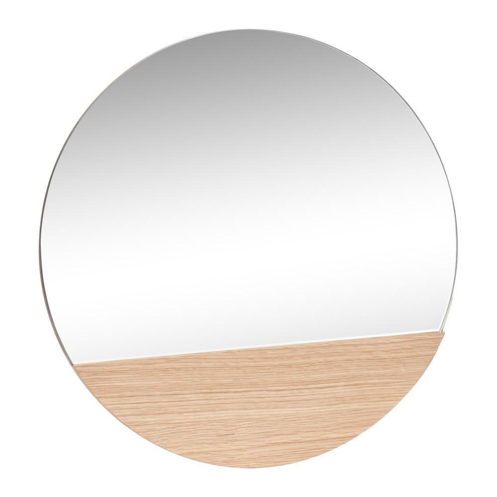 Zrkadlo Hübsch Lana