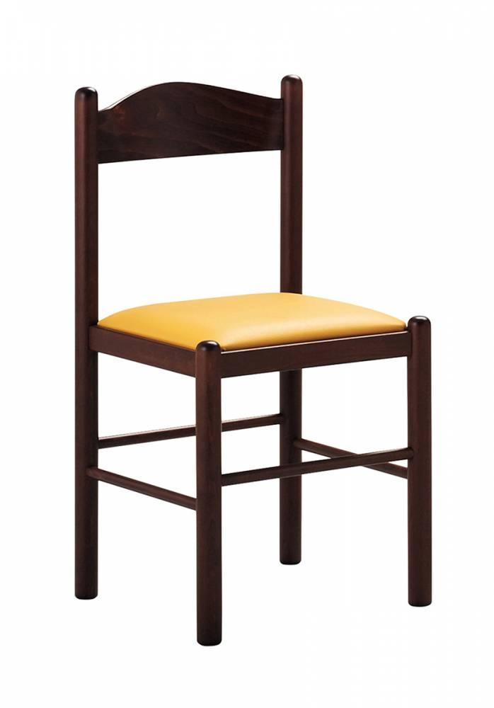 Jedálenská drevená stolička PISA