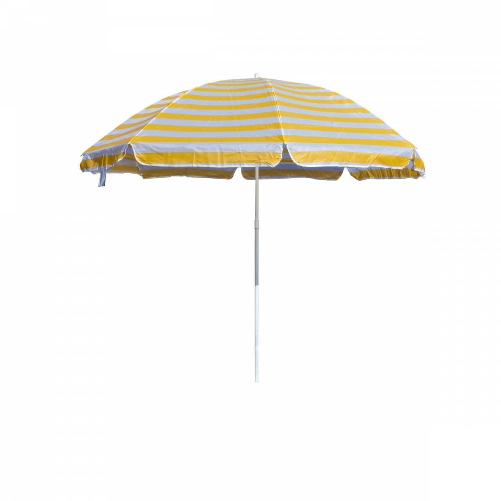 Slunečník VTP 50XT2205YS plážový 180 cm, green-yellow
