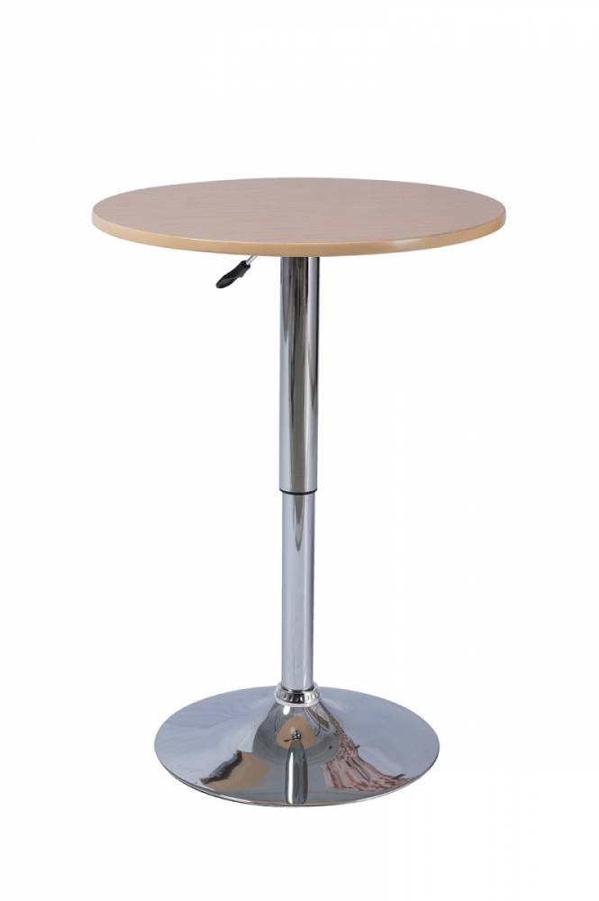 BS-500 barový stolík, dub