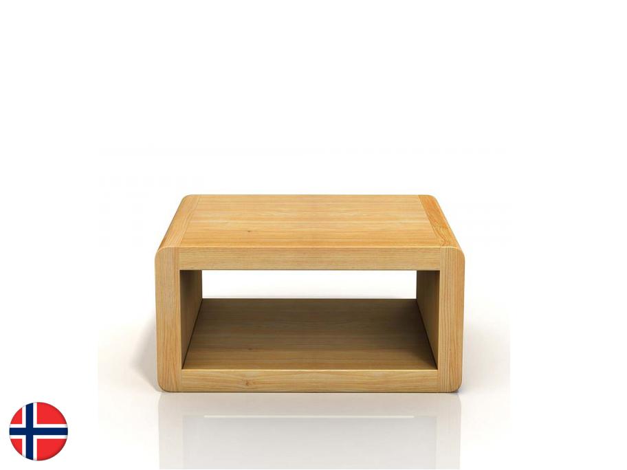 Nočný stolík Naturlig Invik (borovica)